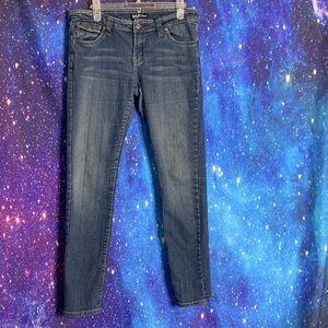 VIP- Medium Wash Skinny Jeans size 13/14